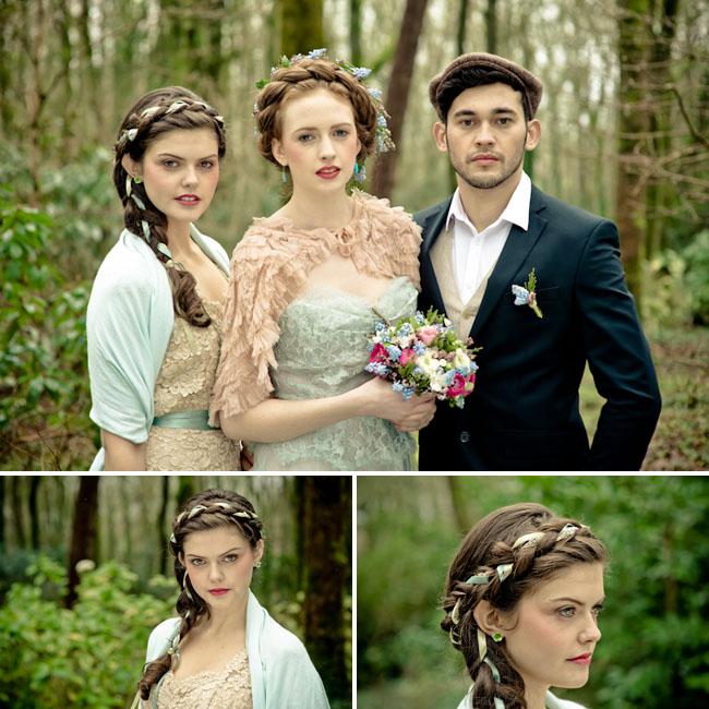 Irish traditional wedding